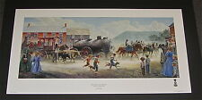 Mort Kunstler - Heavy Traffic on Valley Pike - Collectible Civil War Print