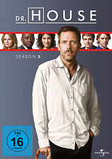6 DVDs * DR. HOUSE - STAFFEL / SEASON 5 # NEU OVP  +