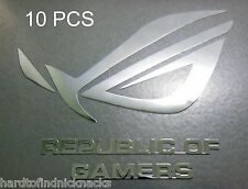 ASUS REPUBLIC OF GAMERS Sticker 50 x 42mm [699] 10 pieces