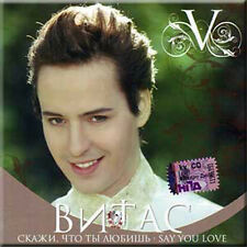 S?AZHI CHTO TY LYUBISH - VITAS RUSSIAN POP MUSIC BRAND NEW CD