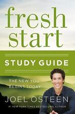 Fresh Start Study Guide: The New You Begins Today, Osteen, Joel