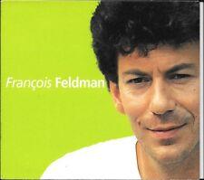CD COMPIL DIGIPACK 15 TITRES--FRANCOIS FELDMAN--COMPIL LES TALENTS DU SIECLE
