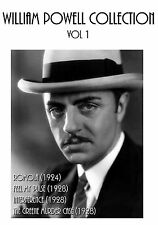 WILLIAM POWELL - THE DEFINITIVE COLLECTION - (DVD) 8 DISCS - 16 FILMS!