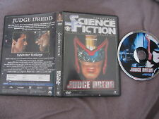 Judge Dredd de Danny Cannon avec Sylvester Stallone, DVD, SF/Action