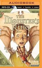 A Magic Shop Book Ser.: The Monster's Ring 1 by Bruce Coville (2015, MP3 CD,...