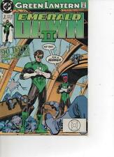GREEN LANTERN EMERALD DAWN 11   2 MAY 1991 GOOD PLUS  2 OF 6
