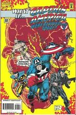 WHAT IF #68 CAPTAIN AMERICA WERE REVIVED TODAY PT.2 VOL.2 VF/NM