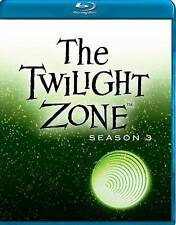 The Twilight Zone - Season 3 (Blu-ray, 2016, 5-Disc Set) new&sealed US version