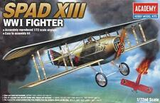 Spad S XIII WW I francese FIGHTER (American spedizione CORPS MKGS) 1/72 ACADEMY