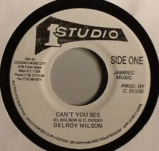 DELROY WILSON & PAULETTE - CAN'T YOU SEE (STUDIO 1) 1963
