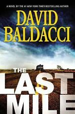 Amos Decker: The Last Mile Bk. 2 by David Baldacci (2016, Hardcover)