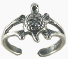 Silver Baby Turtle Toe Ring Sterling Silver 925 Plain Best Deal Jewelry Gift