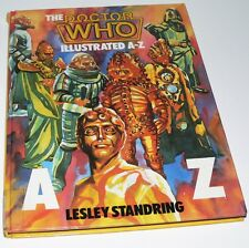 THE DOCTOR WHO - ILLUSTRATED A- Z Ex-Library COLOR PIX & CHARACTERS 1963-1985