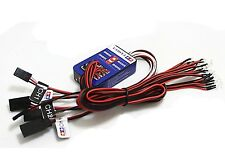 TAMIYA 12 LED Simulation Lights Smart System Flash Lighting for RC 1/10 Car