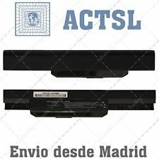 BATTERIA per ASUS A43BE Mod. Port. A32-K53 10,8V 6 celdas
