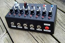 8 Channel 8SX3MA9C Analog Sequencer USA CV Output and Trigger 5 Volt System 2017