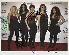 The Saturdays (Band) Fully Signed 8 x 10 Photo Genuine In Person