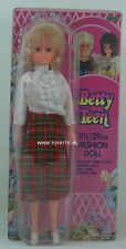 Betty Teen fashion doll Barbie sized clone doll made by M & C New in package
