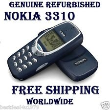 Old Version Nokia 3310 phone unlocked GSM 900/1800 support 1 year warranty