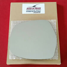 NEW Mirror Glass 03-09 TOYOTA 4RUNNER Driver Left Side LH **FAST SHIPPING***