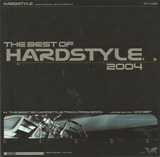 The Best Of Hardstyle  2004     4-cd boxset  NEW