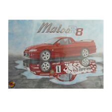 HOLDEN SPECIAL VEHICLES HSV MALOO R8 UTE POSTER RACE TEAM HERITAGE V8SUPERCARS