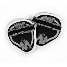 Gorilla Wear Palm Grip Pads Black Griffpolster