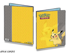 ULTRA PRO POKEMON PIKACHU A4 9-pocket portfolio/dossier (10 pages) - en stock