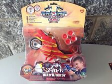 Vintage#Biker Mice From Mars : 2-In-1 Bike Blaster #Mosc Sigillata