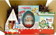 Kinder Easter Gift Set Transformers Surprise Egg, Kinder Mini Mix and Mini Eggs