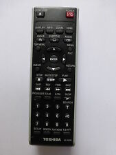 TOSHIBA DVD PLAYER REMOTE SE-R0168 for SD350ESB2 battery hatch missing