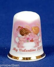 My Valentine 2013 China Thimble B/100