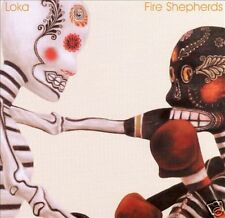 LOKA ~ Fire Shepherds ~ CD Album ~ EC!