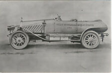 Russian Car 1912 Postcard sized card probably museum card