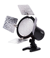 Yongnuo YN168 LED Video Light Lamp for Canon Nikon DV Camcorder Camera