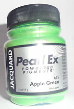 JACQUARD PEARL X POWERED PIGMENTS 'APPLE GREEN'