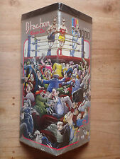 VINTAGE HEYE PUZZLE BLACHON - KNOCK-OUT - FACTORY SEALED - 1000 TEILE 1989 - NEU
