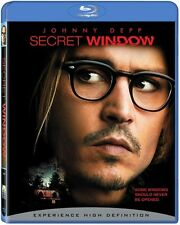 Secret Window (2007, Blu-ray NEUF) BLU-RAY/WS