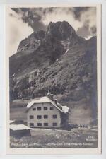 AK Kötschach-Mauthen, Plöckenhaus am Plöckenpass, 1935