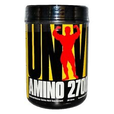 Universal AMINO 2700 Sustained Release Amino Acid - 350 tablets