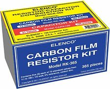 ELENCO RCK-465 Resistor/Capacitor Combo Kit NEW!!!