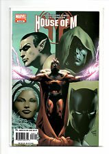 Marvel Comics House of M Mini Series # 6 (NM) 1 in 15 Variant Cover (2005)