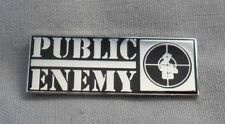 * BRAND NEW* Public Enemy enamel pin badge.Hip-Hop, Def Jam, Beastie Boys,Eminem