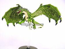 D & D icons of the Realm - #031 Green Dragon-large figure-tyranny