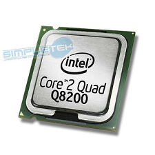 PROCESSORE INTEL CORE 2 QUAD Q8200  - 4M CACHE - 2,33 GHZ - GARANZIA 12 MESI