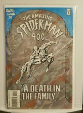 THE AMAZING SPIDER MAN #400 NEWSSTAND VARIANT EDITION