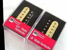 Seymour Duncan SH-2 Jazz SH-4 JB  Neck Bridge Set Zebra 11102-13-Z