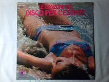 LP Le canzoni del Disco per l'Estate 1970 SEXY COVER CATERINA CASELLI PROFETI