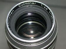 Steinheil culminar 4,5/135 135mm f4, 5 LTM Leica m-39 m39/15
