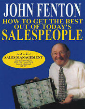 How to Get the Best Out of Today's Salespeople,GOOD Book
